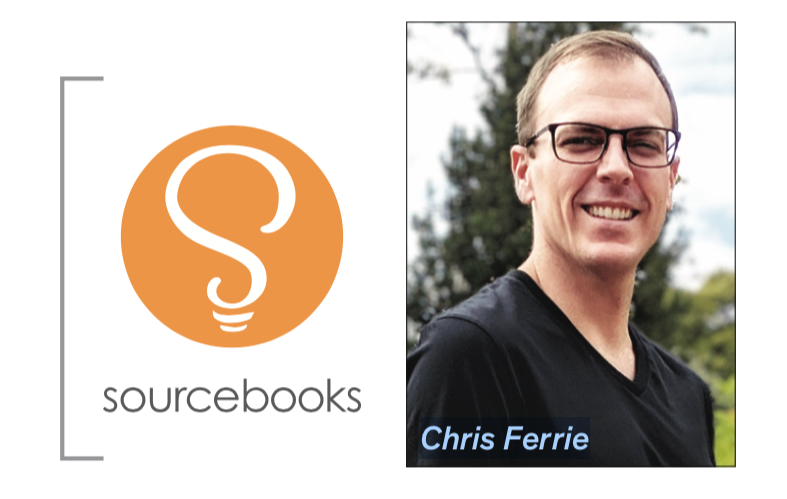 BookExpo's Librarians' Lounge 2019: Meet Bestselling Science Writer for Kids Chris Ferrie, Courtesy of Sourcebooks
