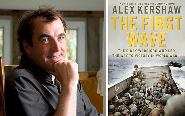 America's Finest Hour: PW Talks with Alex Kershaw