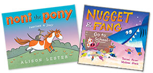 Noteworthy Picture Book Sequels: June 2019