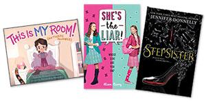 New Kids' and YA Books: Week of May 27, 2019