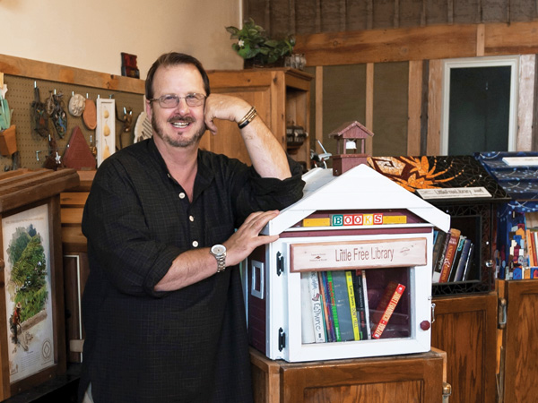 Little Free Library Marks a Decade of Book Sharing
