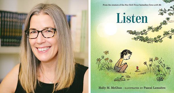 BookExpo 2019: Holly M. McGhee Adds Dimension to Listening