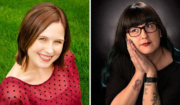 BookCon 2019: Superheroes Reimagined: Marissa Meyer and Mariko Tamaki