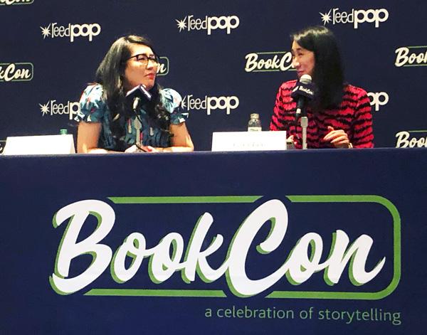BookCon 2019: A Mutual YA Love Fest with Jenny Han and Eva Chen