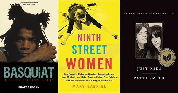 10 Essential Books About Contemporary Artists
