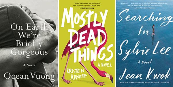 This Week's Bestsellers: June 17, 2019