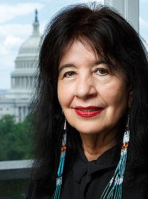 Joy Harjo Named U.S. Poet Laureate
