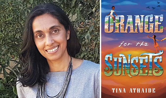 Spring 2019 Flying Starts: Tina Athaide