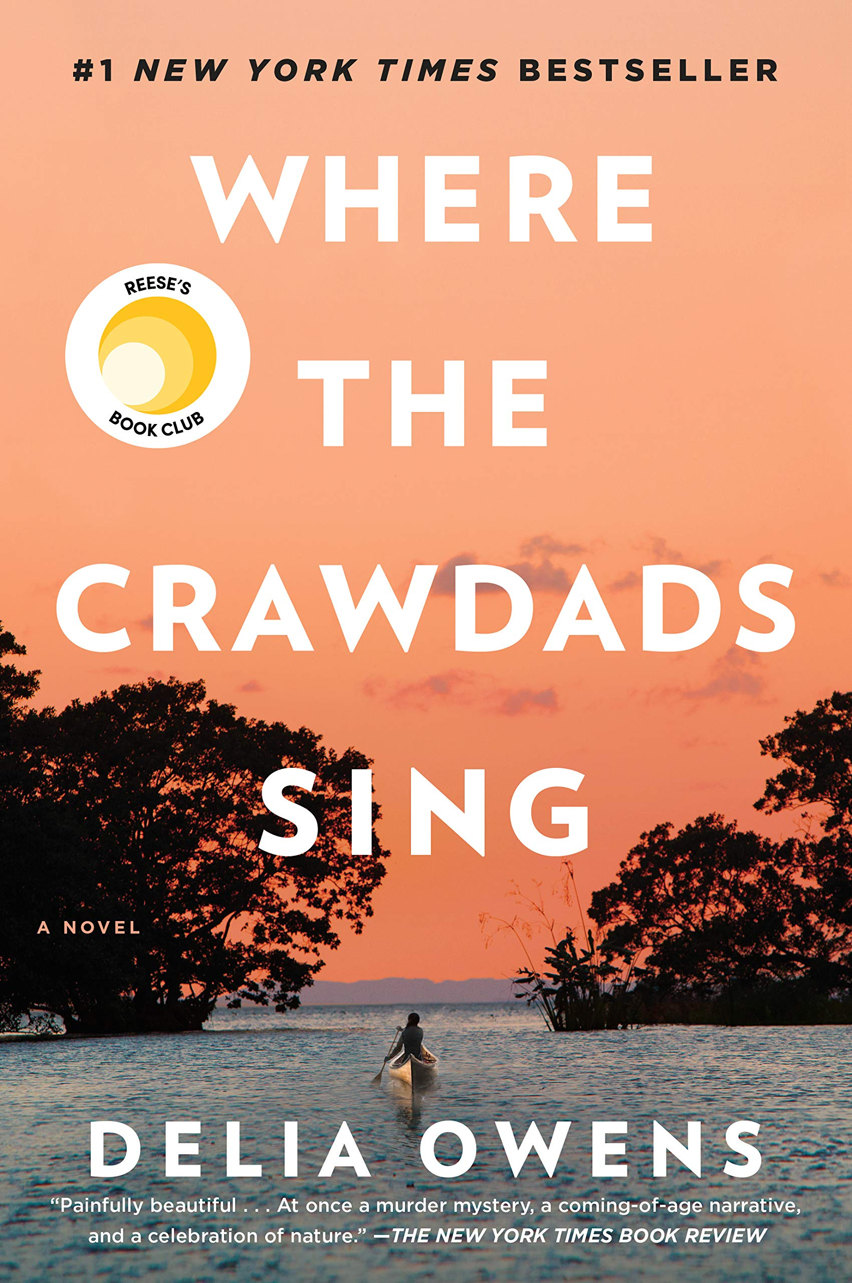 'Where the Crawdads Sing' Top Seller So Far in 2019