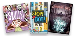 New Kids' and YA Books: Week of July 22, 2019