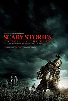 Movie Alert: 'Scary Stories to Tell in the Dark'
