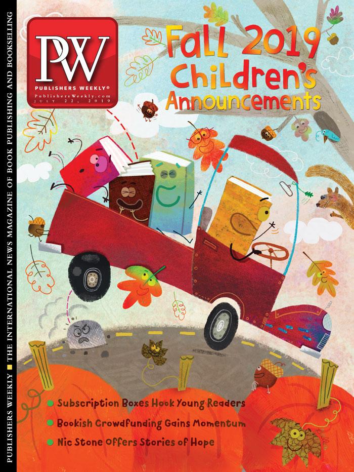 Children's Books for Fall 2019
