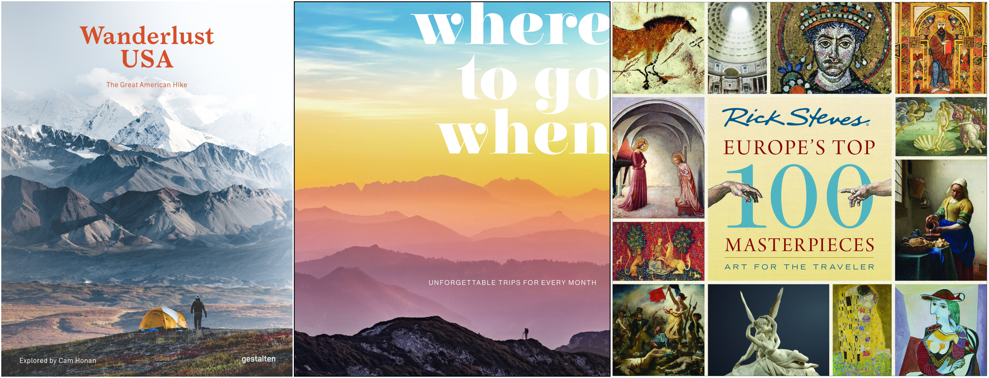 Fantasy Island, Mountains, and More: Travel Books 2019–2020