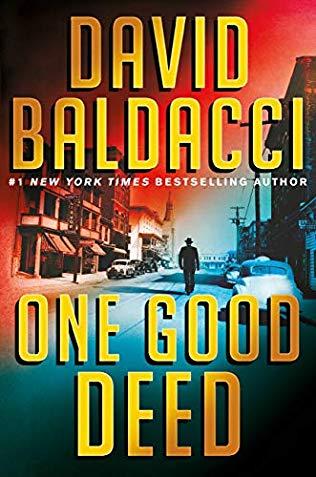 Apple Books Bestsellers: Baldacci Is Back