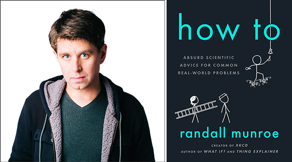 Cartoonist Randall Munroe Will Be Your Answer Man