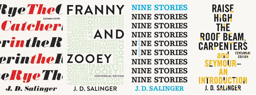 Little, Brown To Release J.D. Salinger E-books