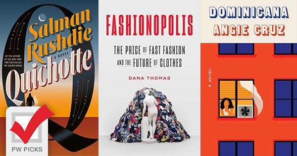 PW Picks: Books of the Week, September 2, 2019