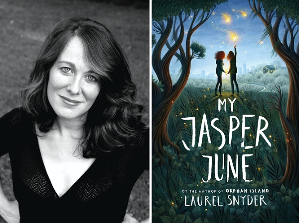 Q A with Laurel Snyder