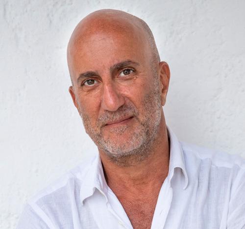 A Disturbing Parallel: PW Talks with Raymond Khoury