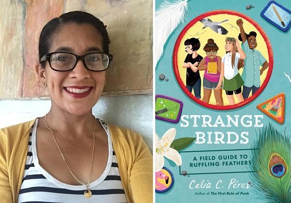 Four Questions for Celia C. Pérez