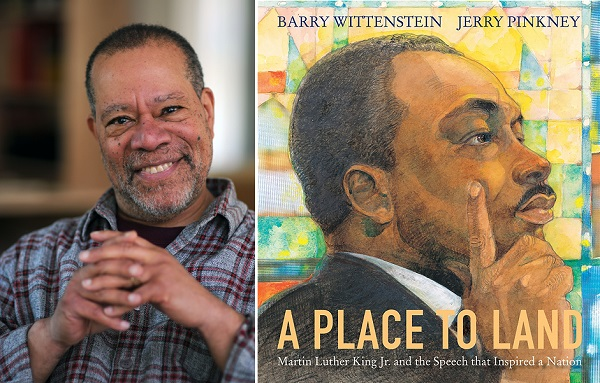 Four Questions for Jerry Pinkney