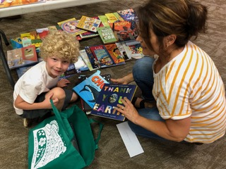 #KitLitforCelina Gathers Books for Young Tornado Victims