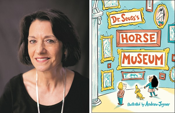 Cathy Goldsmith on Newly Discovered Seuss Book