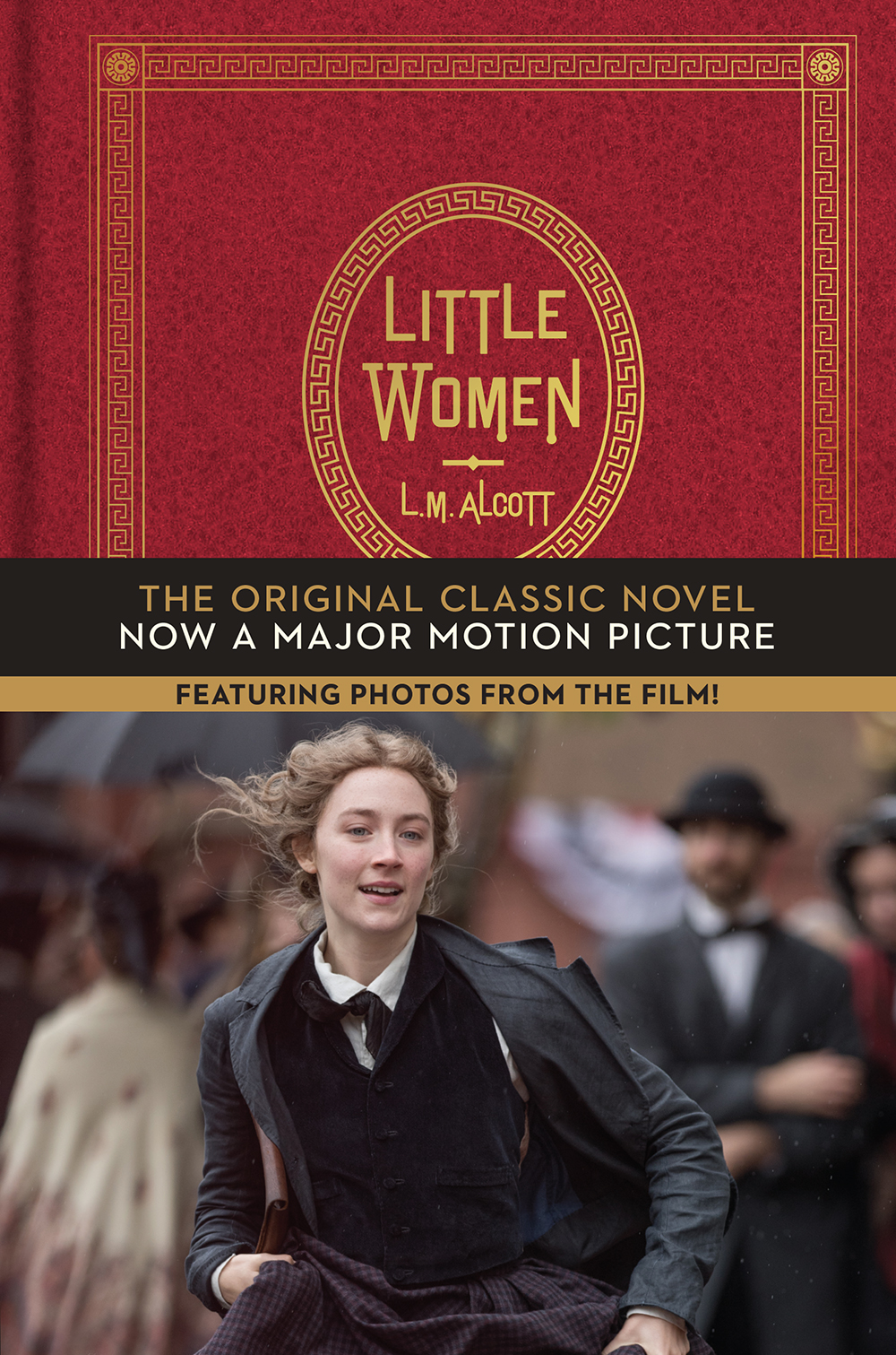 Abrams to Publish 'Little Women' Movie Tie-Ins