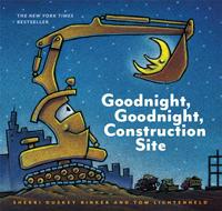 A Real-Life Interpretation of 'Goodnight, Goodnight Construction Site'