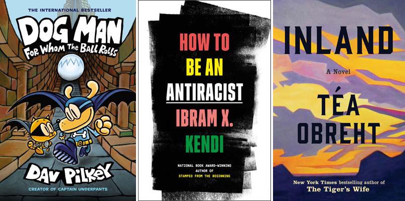 This Week's Bestsellers: August 26, 2019
