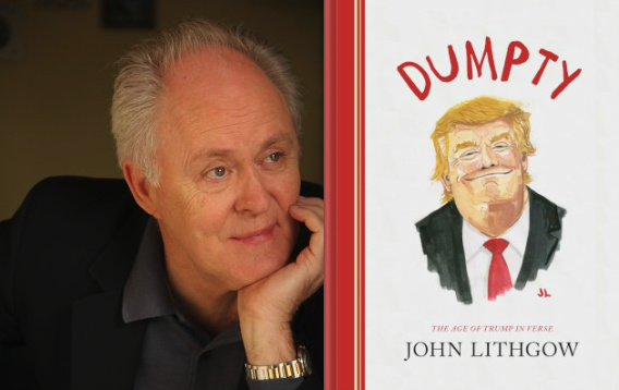 The Actor Tackles Politics with Poetry: PW Talks with John Lithgow