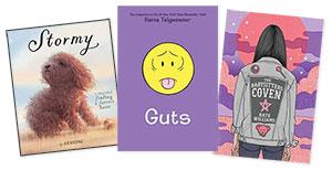 New Kids' and YA Books: Week of September 16, 2019