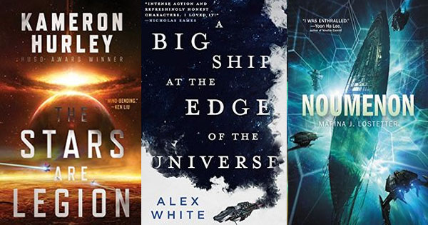 10 Authors Shaking Up Space Opera