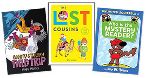 Noteworthy Picture Book and Graphic Novel Sequels: October 2019