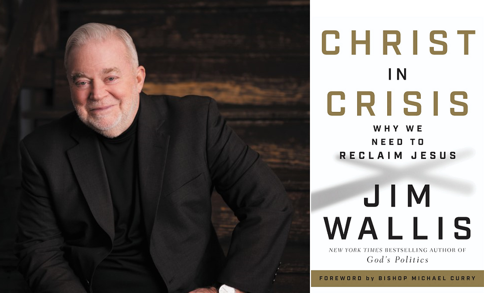 Jim Wallis Sees Trump 'Operating in the Spirit of the Anti-Christ'