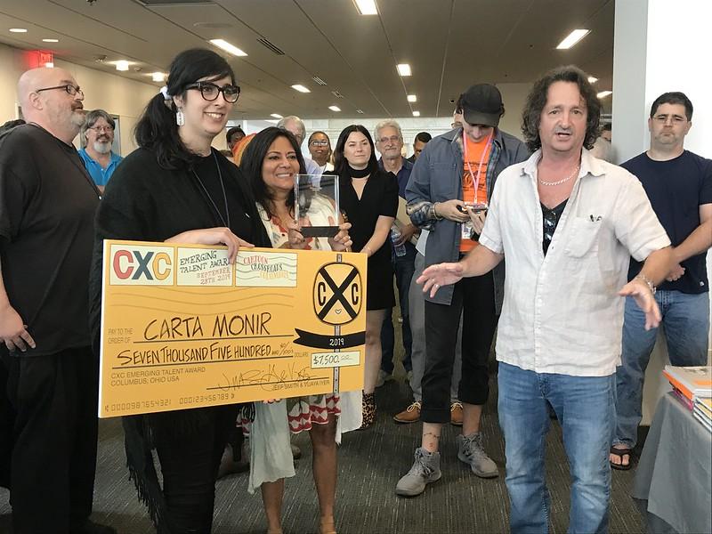 Photo Mania: Cartoon Crossroads Columbus 2019