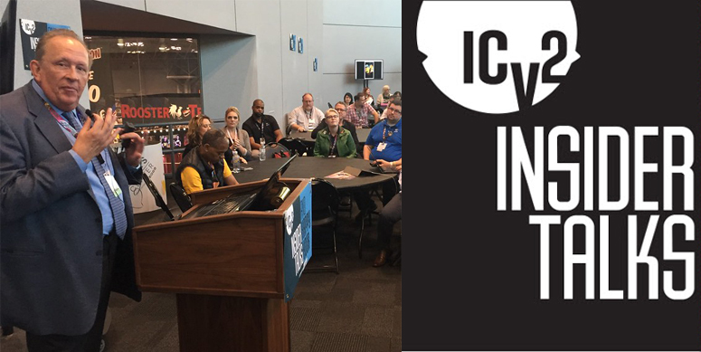 ICv2 Insider Talks 2019: Comics in the Age of Streaming