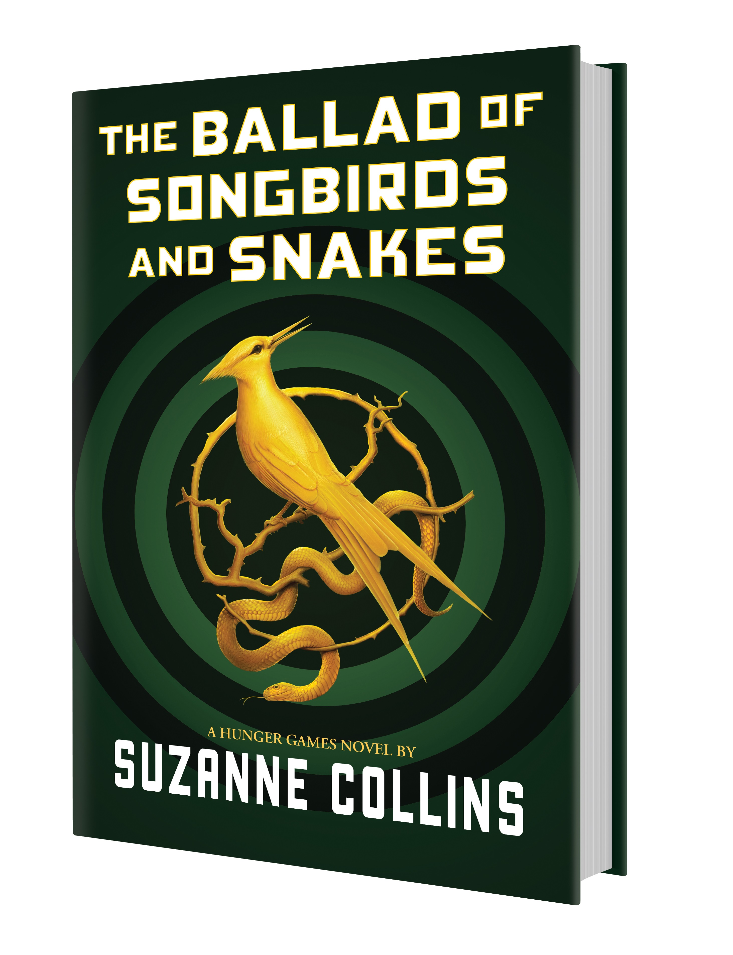Title And Cover For New Hunger Games Novel Revealed