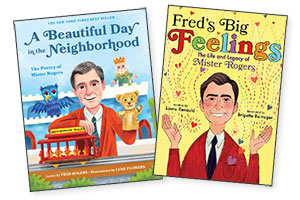 Welcome to the Neighborhood: 2019–2020 Books on Fred Rogers