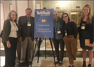 Heartland Fall Forum 2019: It's All About Children's Books and Authors
