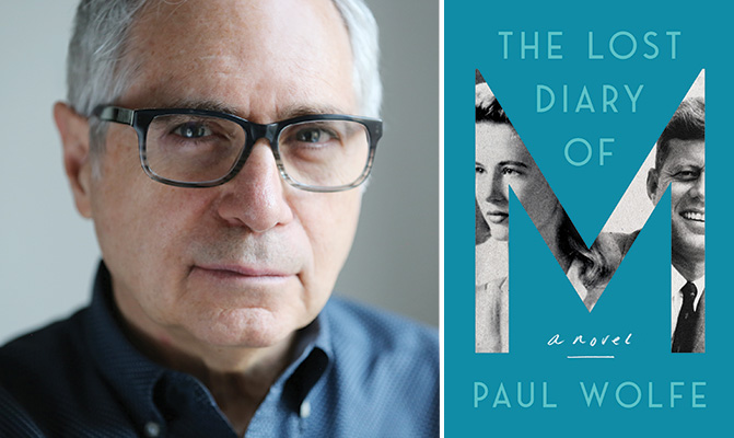Paul Wolfe Writes the Story of JFK's Lover