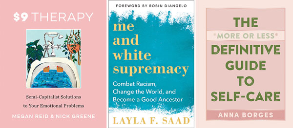 Self-Care for the Resistance: Self-Help Books 2019–2020