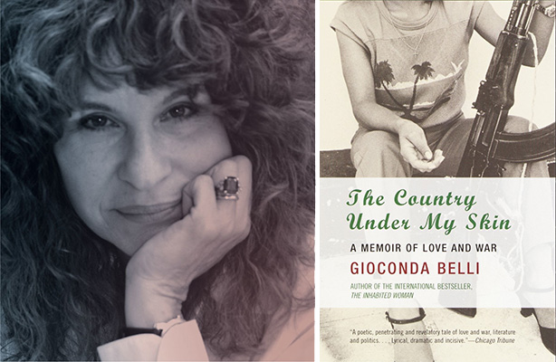 Miami Book Fair 2019: Gioconda Belli Dreams of a Better Nicaragua