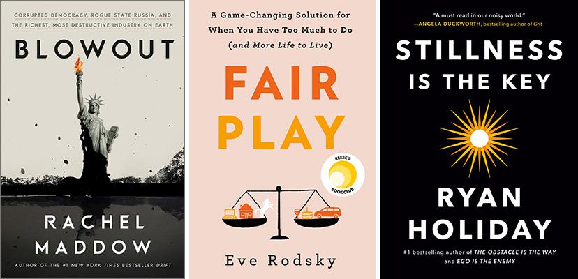 This Week's Bestsellers: October 14, 2019