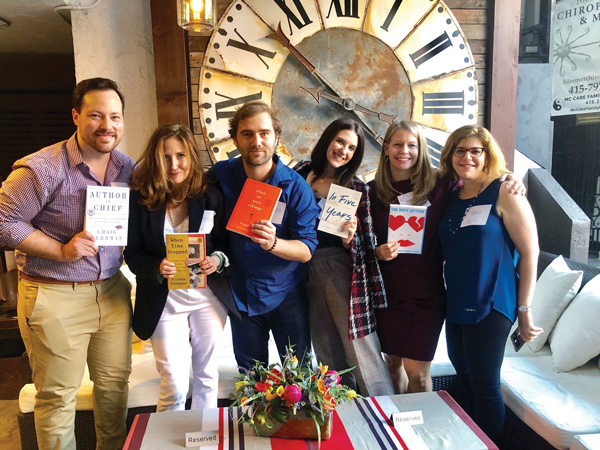 To Sell More Books, S&S Hits the Road