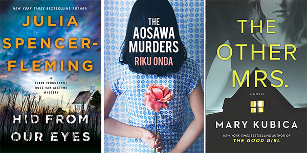 Best Mystery Books 2020.Spring 2020 Announcements Mysteries Thrillers