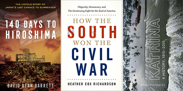 Best Historical Fiction 2020.Spring 2020 Announcements History