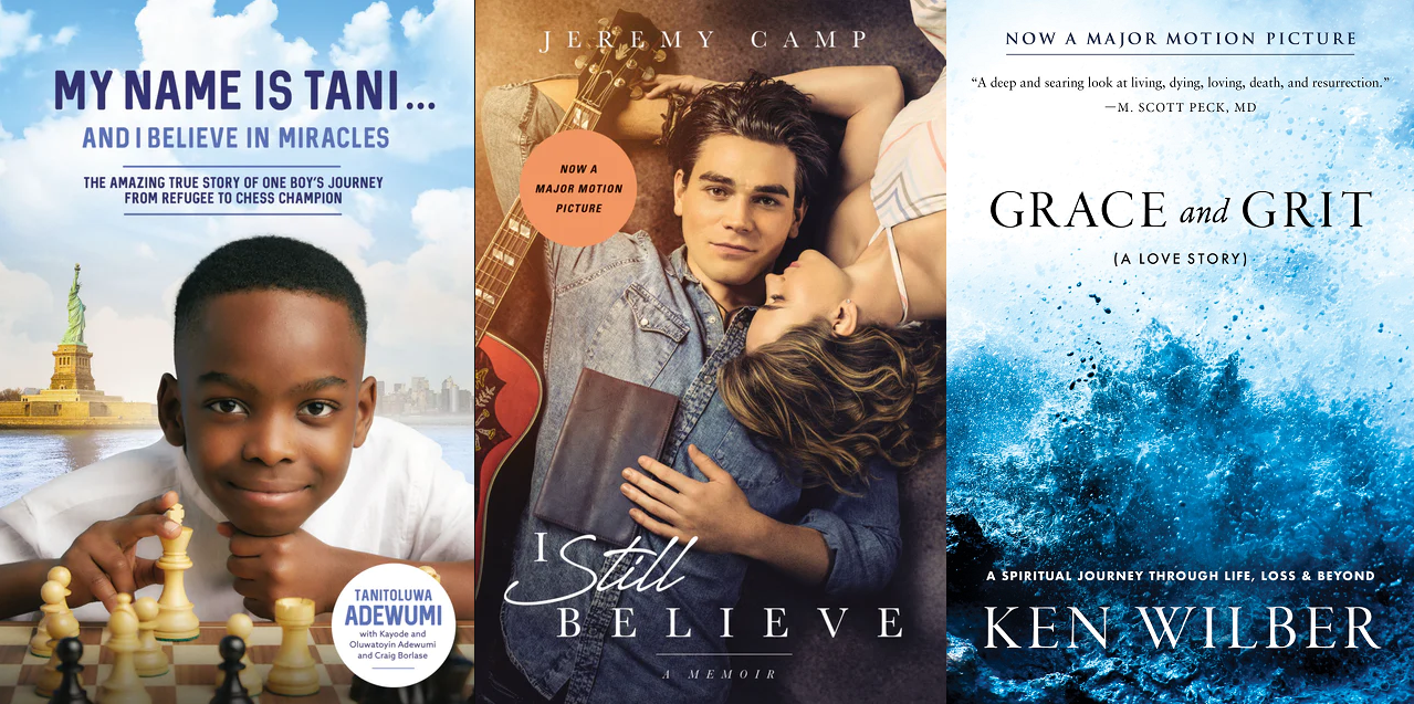 Religion Book-to-Film Adaptations of 2020