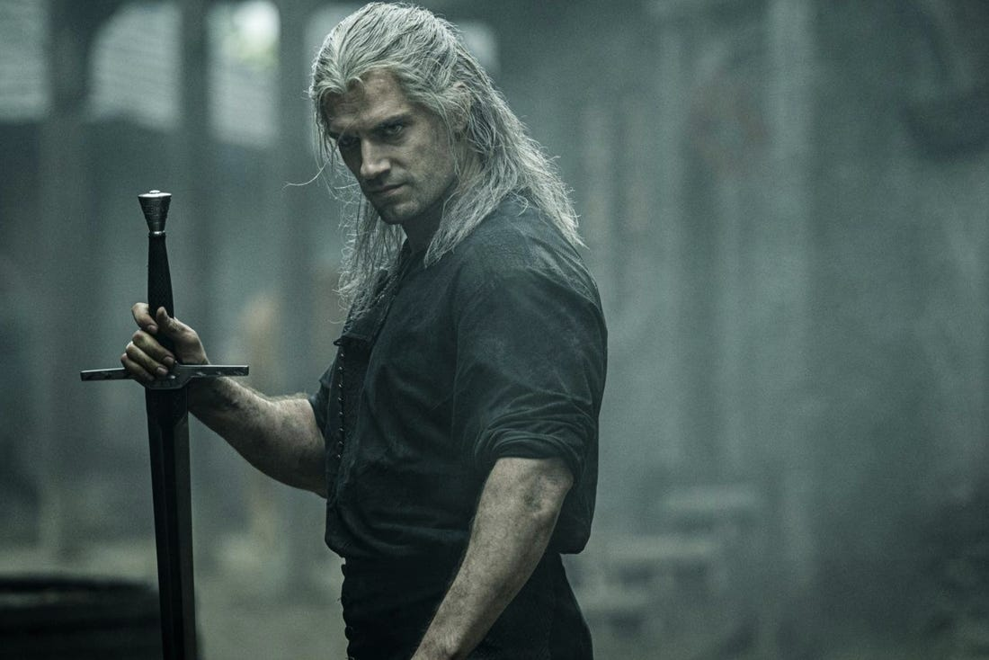 Orbit Books Tosses 500,000 Copies to Its Witcher Fans