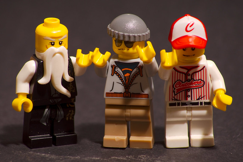 Chronicle Builds a List for Adult Fans of Lego